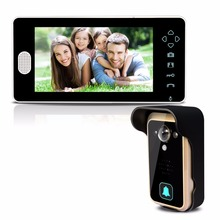 "7"" Wireless Video Door phone Video Intercom Door IR Camera Doorbell Remote Unlock Wide View 120 Waterproof Videoportero F1717A"
