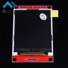 ILI9225 2.0 Inch UART TFT LCD Display Module SPI Interface Colorful Screen Serial Port 176x220 Support 3/5.5V Power Supply 4 IO