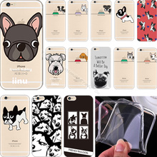 Top Popular Pattern Kawaii Dog Silicon Phone Cover Case For Apple iPhone 5 5S iPhone5 iPhone5S Cases Shell Super Fashion Newest