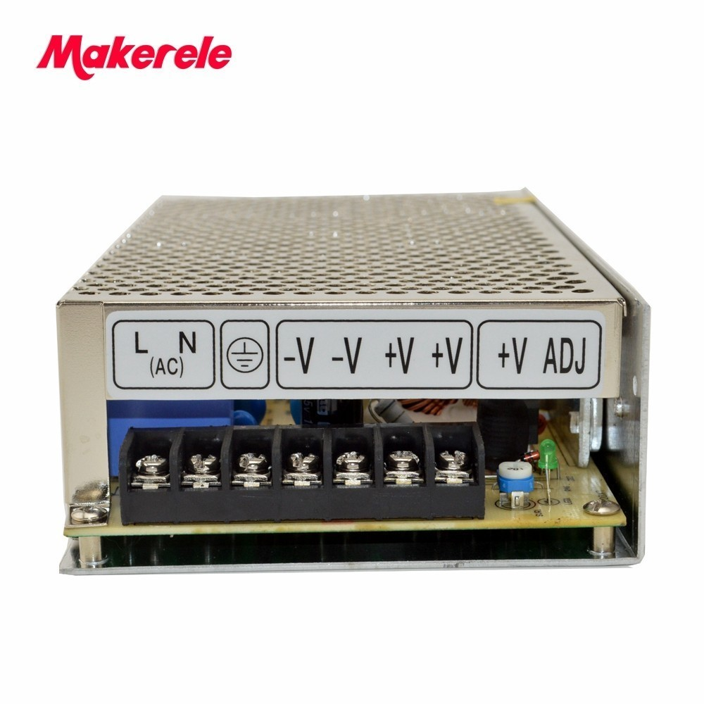 Hot sale cheap price 150W single output credible S-150-27 5.6A 150W 27V switch power supplies  wtih CE certification<br>