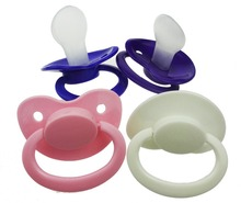 International Children's Day Gift Adult Sized Pacifier new color candy color adult nipple sexy fashion toy for lover