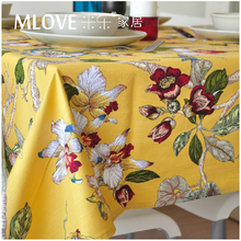 100% Cotton Fabric Tablecloth Table Cloth Fabric Coat Cloth Handmade Table Cover Dining Room Decoration Hometextile Patchwork