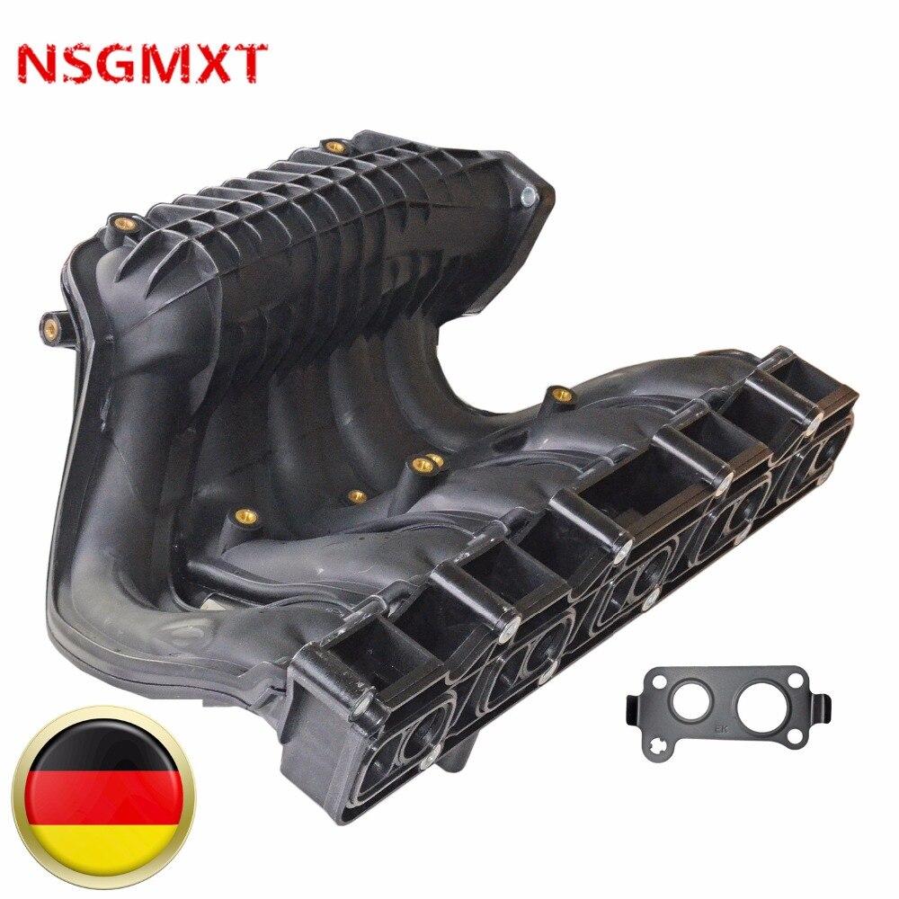 Nice Intake Manifold Assembly Fits Mercedes Benz W203 C209 W211 C200 C220 CDI