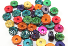 Free Shipping 300/12mm Mixed Dyed Round/ Circle/ Ring Abacus Wood Spacer Beads For Necklace /Bracelet Accessry