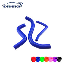 HOSINGTECH- high performance tuning silicone radiator hose kits for Nissan Skyline GT-R R35  VR38DETT 08+