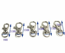 20pcs/lot small dog buckle. Lobster clasp. Bag buckles, chain buckle, key chain, jewelry clasp. Zinc alloy buckle