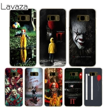 Lavaza Pennywise The Clown Horror Cover Case for Samsung Galaxy S7 Edge S6 S8 Edge Plus S5 S4 S3 Mini S2 Cases Shell