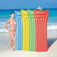 2017 New Inflatable Swimming Float Bed Pool Float  for Adult Tube Raft Kid Swimming Ring Summer Water Toy free shipping