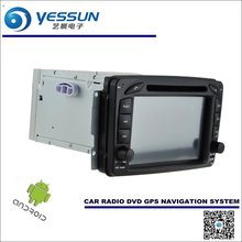 Car Android Navigation System For Mercedes Benz C Class W203 2001~2004 - Radio Stereo CD DVD Player GPS Navi BT HD Multimedia