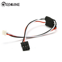 Best Deal Eachine 2A 5V DC-DC Converter Step Down Cable For Eachine 1000TVL 1/3 CCD Camera FPV RC Multirotor