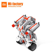 Buy Xiaomi Mitu Robot Building Block Robot Bluetooth Mobile Remote Control 978 Spare Parts Self-balance System Module Program for $108.26 in AliExpress store