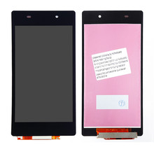 "5.0"" For Sony Xperia Z2 D6502 D6503 D6543 L50W LCD Display with Touch Screen Full Assembly Replacement"