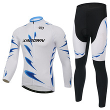 BOODUN Wind Lulling Long Sleeve Bicycle Serve Spring And Autumn Season 2015 New Pattern Ride Good Luck Action Serve(China)