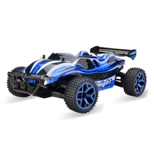 NEW RC Car 1 / 18 Full Scale 4WD 2.4G 4 Channel High Speed Crossing Car RTR Remote Control Model Off-Road Vehicle Toy Boys Gifts