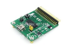 Modules CY7C68013A Board EZ-USB FX2LP CY7C68013A USB Module with Embedded 8051 &24LC64 (EEPROM) onboard USB Communication Module(China)