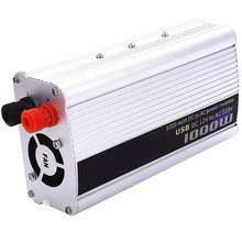 1000W Power Car Inverter DC 12V AC 220V Inverter Portable Vehicle Power Inverter Charger Converter Transformer Auto Accessories(China)