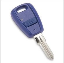 Keyecu Remote Key Shell Case 1 Button Fob Uncut Blade for FIAT Stilo Punto Seicento(China)
