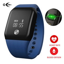 Sport Heart Rate Blood Pressure Monitor SmartWatch Call SMS Reminder Wristwatch Waterpeoof Men Smart watch for Ios Android Phone