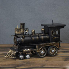 Model Building Kits The Models Train locomotive Restoring Ancient Ways Do Old Creative Decoration Home Furnishing Articles