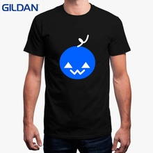 Leisure Dry Fit T Shirt Men Camisas T Halloween Pumpkin Men's T-Shirt Designs T Shirt Simple Tshirt Designs Tee Tops(China)
