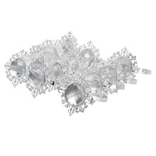 12pcs Acrylic Silver-plated Diamond Napkin Rings for Wedding Receptions Gifts For Holiday Dinner Business Entertaining(China)
