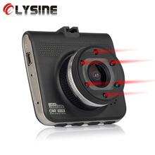Olysine T661 Car DVR Dash Camera Auto Video Recorder Full HD 1080P Vehicle Camera IR Night Vision Dashcam Registrar Carcam DVRS(China)
