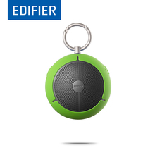 EDIFIER MP100 Portable Bluetooth Speaker High Quality IP54 Waterproof Outdoors Mini Speaker With Mic Support Micro SD Card(China)