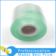 1 x 6cm Width Self-Adhesive Transparent Wraping Packing Stretch Film(China)