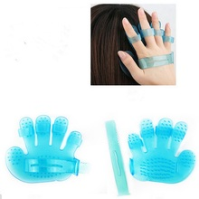 Hot Sale 1 PCS Cute Shampoo Washing Brush Comb Massager Head Hair Scalp Massage Massage Relaxation Hair Care Styling Tools O1xf