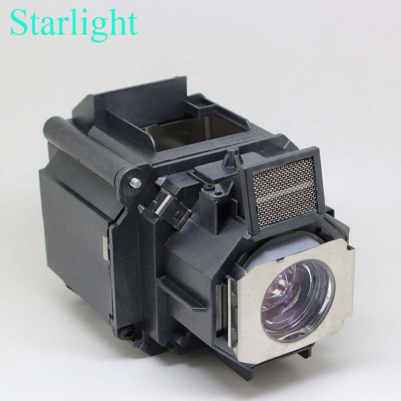V13H010L62 ELPLP62 for Epson PowerLite Pro G5450WUNL / G5550NL / G5450WU / G5550 compatible projector bulb lamp with housing<br>