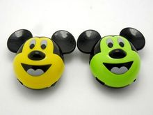 Classic Mickey Mouse MP3 Player No Memory With TF SD Memory Card Slot 20pcs Cheap Price for Sample