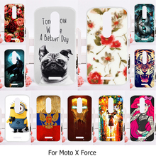 Phone Cover Case For Motorola Moto X Force Cases Fundas For Moto XT1585 XT1581 Motorola Droid Turbo 2 XT1580 Covers Housing