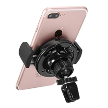 Universal Mini Wireless Air Vent Car Mount Charger Dock Mount Phone Holder Universal Power Chagring For Samsung S8 S7 Portable(China)