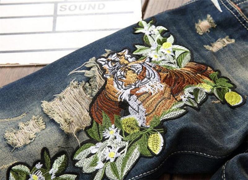 Mens ripped denim jeans07