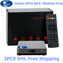 Vshare Indian IPTV Box HD Indian Android IPTV Set Top Box ,Indian IPTV Box with 271plus Indian channel IPTV Box,No Monthly fee
