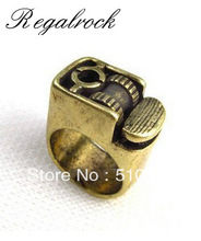 Regalrock RegalrockHot Fashion Movable Cigarette Lighter Ring