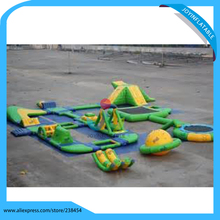 Giant Inflatable Water Park Equipment, Giant Inflatable Water Game for Adult,Inflatable Water Park Manufacturer