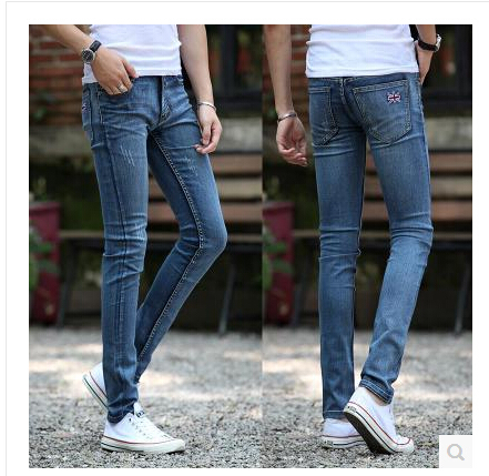 HOT selling Top fine designer jeans mens jeans pants thin slim fitness jeans para hombres  jeans menОдежда и ак�е��уары<br><br><br>Aliexpress