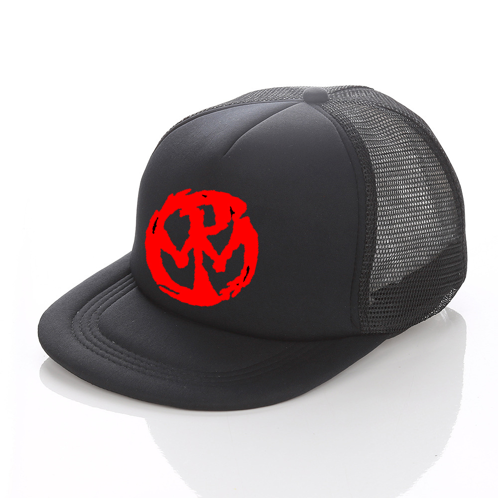 Red Dragon Logo Summer Baseball Caps for Men and Women with Adjustable Snapback Strap