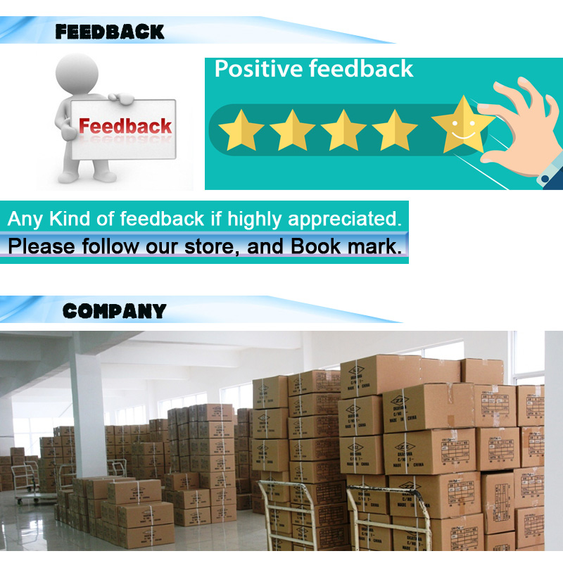 Feedback & company