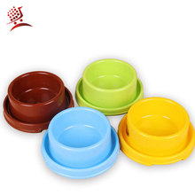 Cute Non Slip Pet Dog Feeder Bowl Anti Ant Doggie Dish Puppy Bowl High Quality Plate