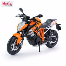 Maisto KTM 1290 Super Duke R Metal Diecast Models Motorcycle Model Alloy Toys Gift Collection