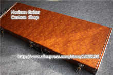Square Hard Case Can Also be Shaped for Other Models Only Sold with a Electric Bass & Guitar