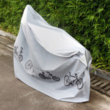 New arrival 2017 Moto Bicycle Dust Cover Cycling Rain Dust Protector Cover Waterproof Dustproof Mountain Bicycle Accessories