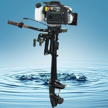 2014 New Design Best Quality 4-stroke 3.6HP HANGKAI outboard motor boat engine air cooled