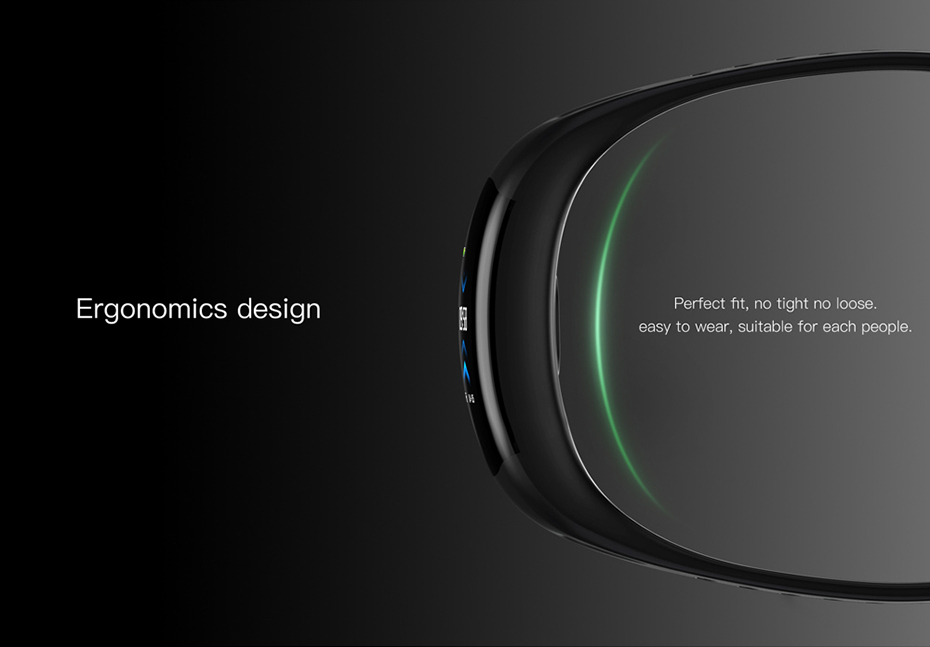 COLMI Smart band DM11 3D Dynamic UI Fitness tracker Bracelet Heart rate Monitor Wristband IP68 Waterproof 5