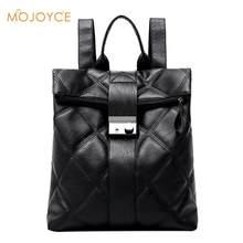 aacd9b6d8393 Fashion Women Backpack High Quality Youth Leather Backpacks for Teenage Girls  Female School Shoulder Bag Bagpack Female mochila