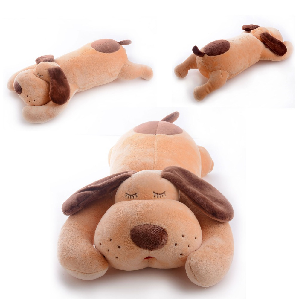 Plush Toys Cartoon Lies Prone Dogs Stuffed Animal Dogs Doll Plush Dog for Collection As a Gift for Kids Boys Friends<br><br>Aliexpress