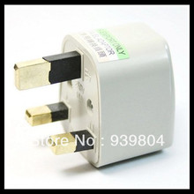 2000pcs Universal US EU UK AU Plug Adapter Converter America European To Australia AC Travel Power Electrical Outlets