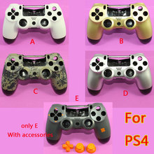 High quality Brand New Matte Housing Shell for Sony PS4 Playstation 4 Wireless Controller(China)